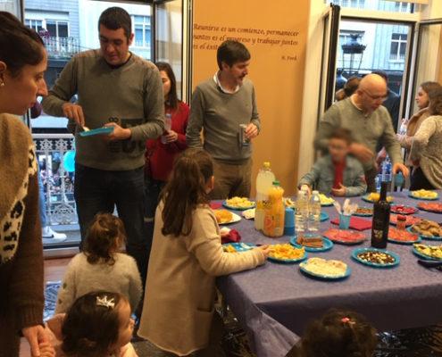 Family Day en S4 con motivo de la Cabalgata de Reyes
